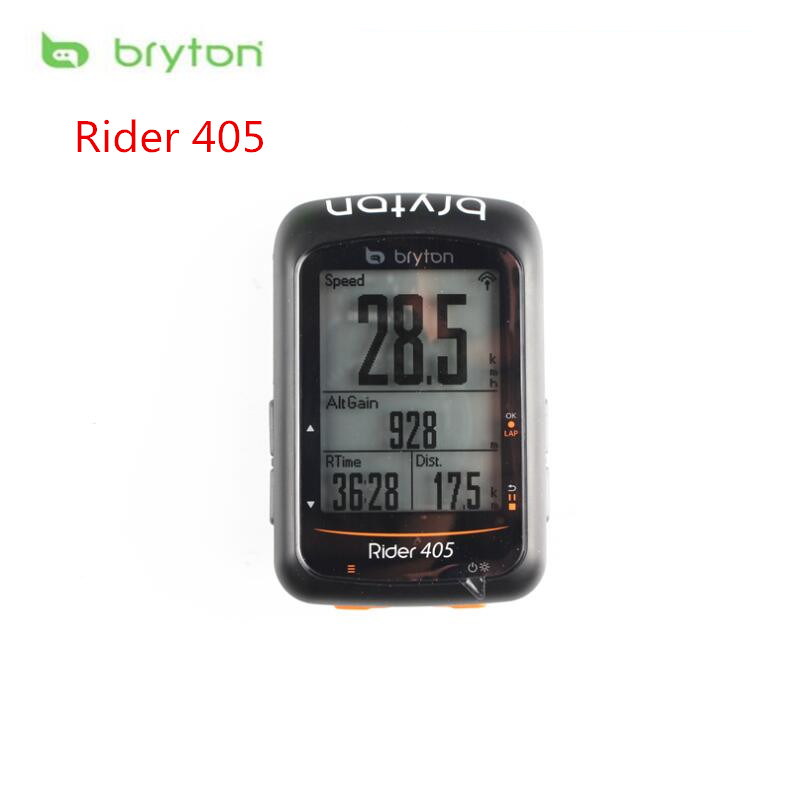 Bryton Rider 405 Rider 330 new model GPS Cycling Computer Enabled Bicycle Bike computer Waterproof wireless Update from R330 bryton r530t gps bicycle bike cycling computer