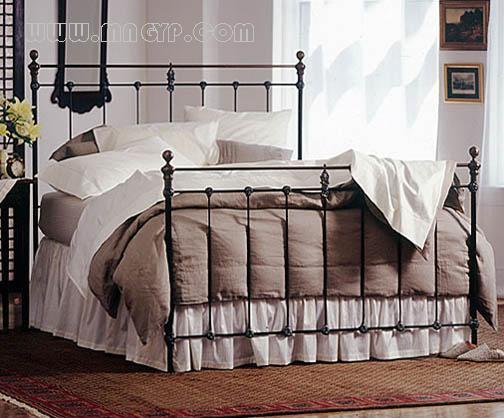 Princess classic negro de hierro forjado camas dobles 1.5 m 1.8 ...