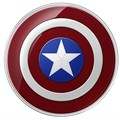 Qi Wireless Charger For Samsung Galaxy S6 S5 S4 Note iPhone5/5s 6/6 Plus LG Charging pad Avengers Captain America Shield Chargi