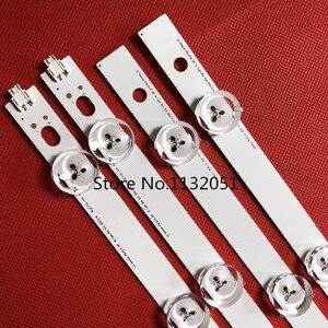 "Image 2 - 100% 새로운 8 개/대 LED 백라이트 스트립 LG 39 인치 TV 39LN5300 39LN5400 HC390DUN VCFP1 21XX innotek POLA2.0 39 ""A/B 유형"