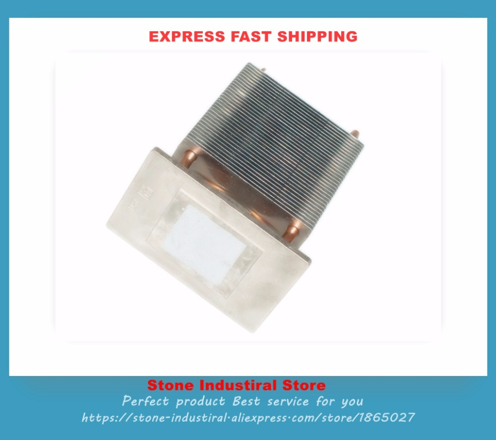 Heatsink For 508876-001 499258-001 ML350 G6 tested working good heatsink for 654757 001 667880 001 dl360p g8 well tested working