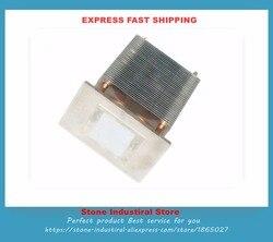 Radiator dla 508876 001 499258 001 ML350 G6 testowane działa dobrze 586641 001 594887 001 w Wsporniki od Majsterkowanie na
