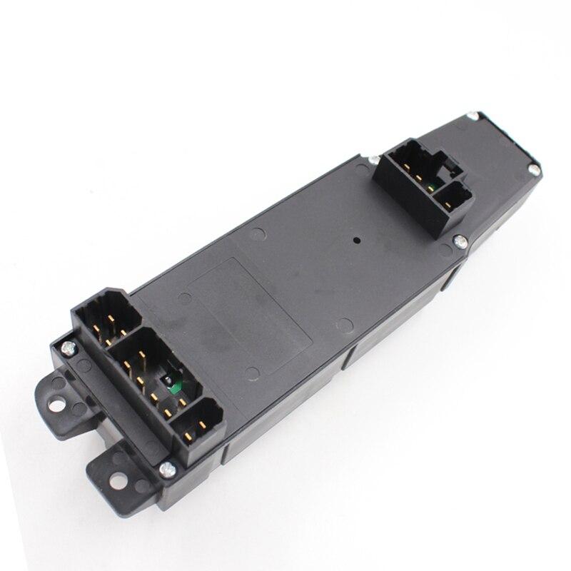Left Window Master Control Switch for Dodge Ram 1500 2500 3500 Cab Pickup 2002-2010 Door Window Lock Control Button 68171680AA