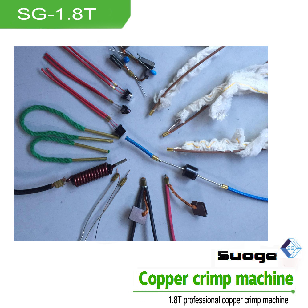 Connect wiring harness LED light crimp cooper machine-in Power ...