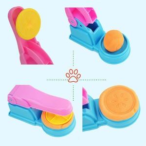Image 3 - צבע לשחק בצק דגם כלי צעצועי Creative 3D פלסטלינה כלים Playdough סט חימר תבניות Deluxe סט, למידה חינוך צעצועים