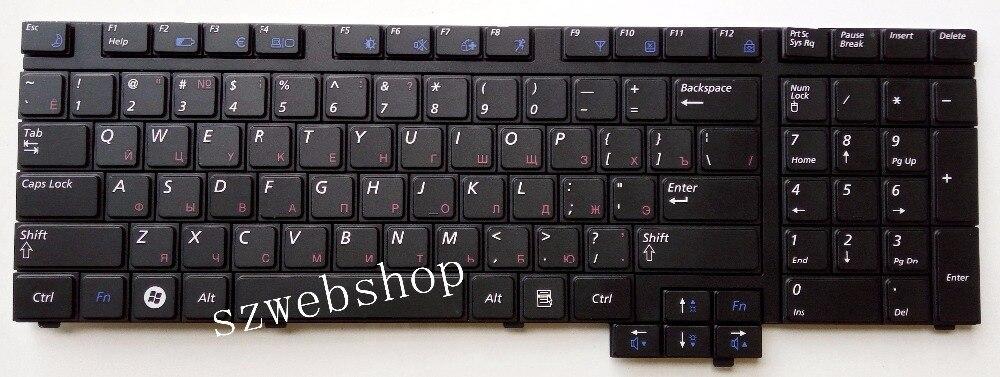 New Keyboard for Samsung R718 NP-R718 NP-R730 R720 NP-R720 R728 NP-R728 R730 Laptop Keyboard RU Russian Black russian keyboard for samsung np700z5a np700z5b np700z5c 700z5a 700z5b 700z5c black ru laptop keyboard