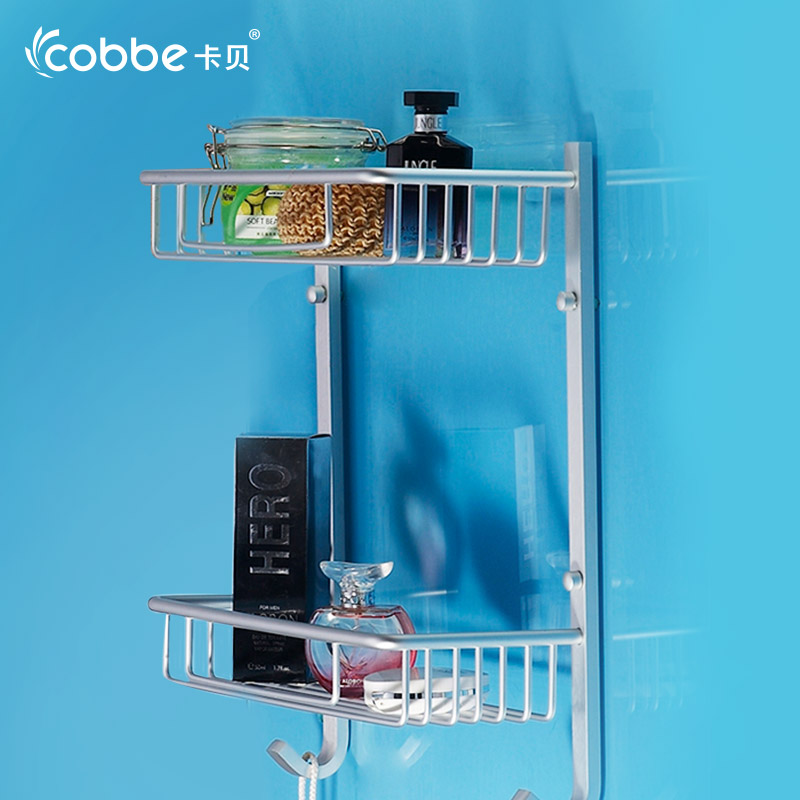 Bathroom Aluminium Shower Shelves Bathroom Accessories ...
