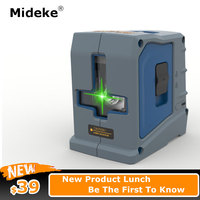 GF011 Mini Self Leveling Laser Level Wrap with Rubber Fall Protection Osram diode lasers With Bracket