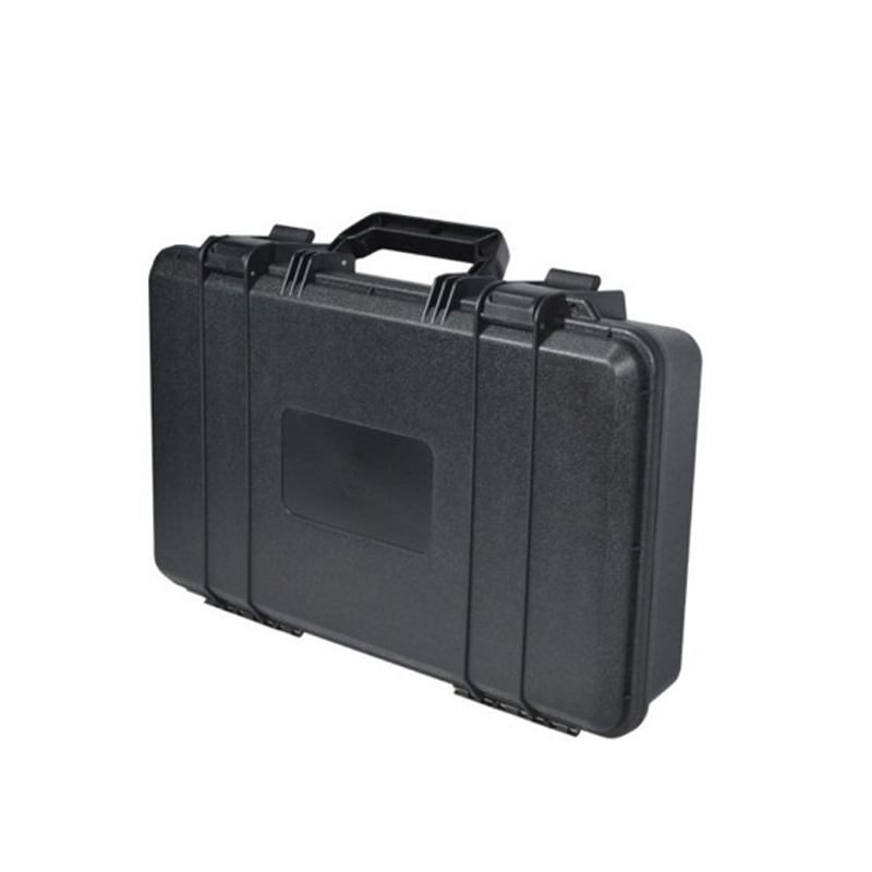 SQ4325 tool case internal size 430*250*95mm competitive price plastic tool box with foam