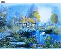 puzzle 300 pieces factory direct paper jigsaw puzzle of the day children's educational landscape jigsaw puzzle