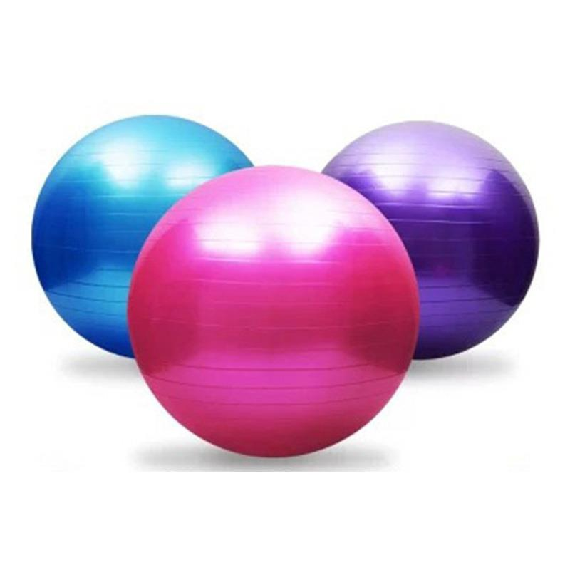 High Quality Yoga Ball Anti Burst Fitness Ball Useful Exercise Equipment Sports Tool Accessories Sets Health
