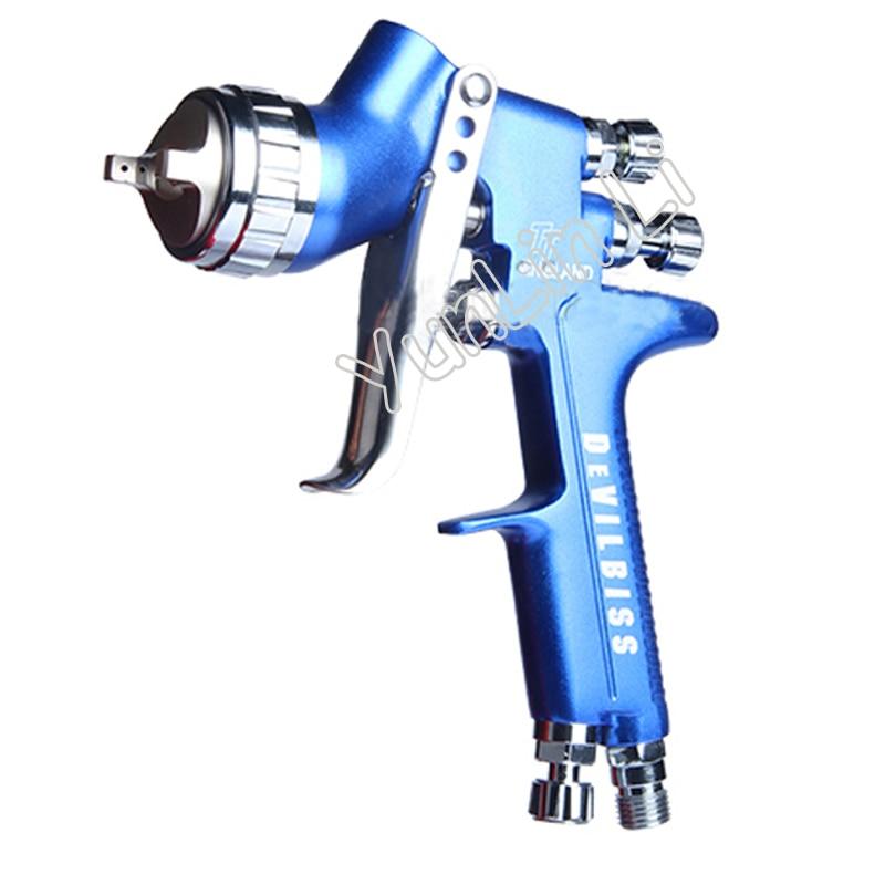 Professional Environmental Paint Spray Gun Gravity Feed Paint Pot Spray Gun JGX - 502