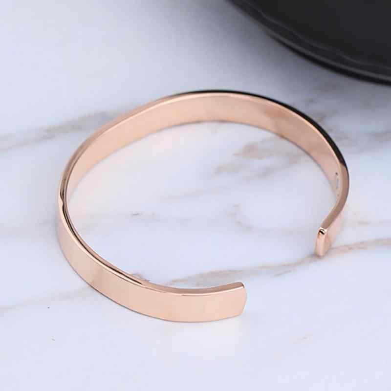 3e0956bd4d9 ... New Magnetic Copper Bangle Bracelet Healing Bio Therapy Arthritis Pain  Relief Cuff Bangle Women Men Jewelry ...