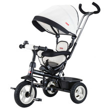 The children tricycle bike seat to the stroller baby stroller