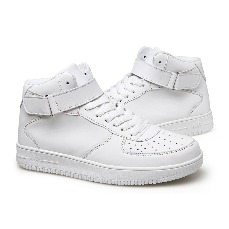 2018 Athletic air Skateboarding shoes forceing white Breathable for men women sneakers Breathable basket sport tennis walking