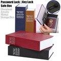 Детский подарок  мини-Сейф  книга  скрытая секретная безопасность  безопасный ключ  замок для денег  ювелирных изделий  сертификат хранения  ...