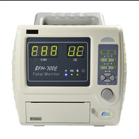 Single type portable fetal maternal monitor CTG machine fetal heart rate monitoring and pregnant TOCO monitoring BFM 700E