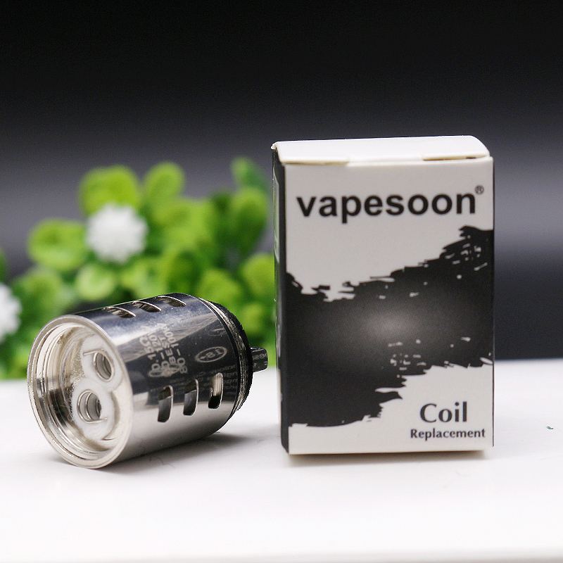 20pcs V12 Prince M4/Q4/X6/T10 Replacement Coil 0.17/0.4/0.15/0.12ohm Atomizer Core for SMOK TFV12 Prince Tank Mag 225w TC Kit