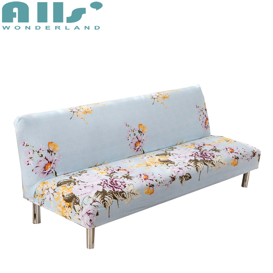 Floral Universal Sofa Bed Cover Couch Slipcovers For