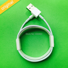 100pcs Top quality 1:1 original usb charger data sync cable cabo for iphone 5 5s 6 compatible for ios 8 with retail box