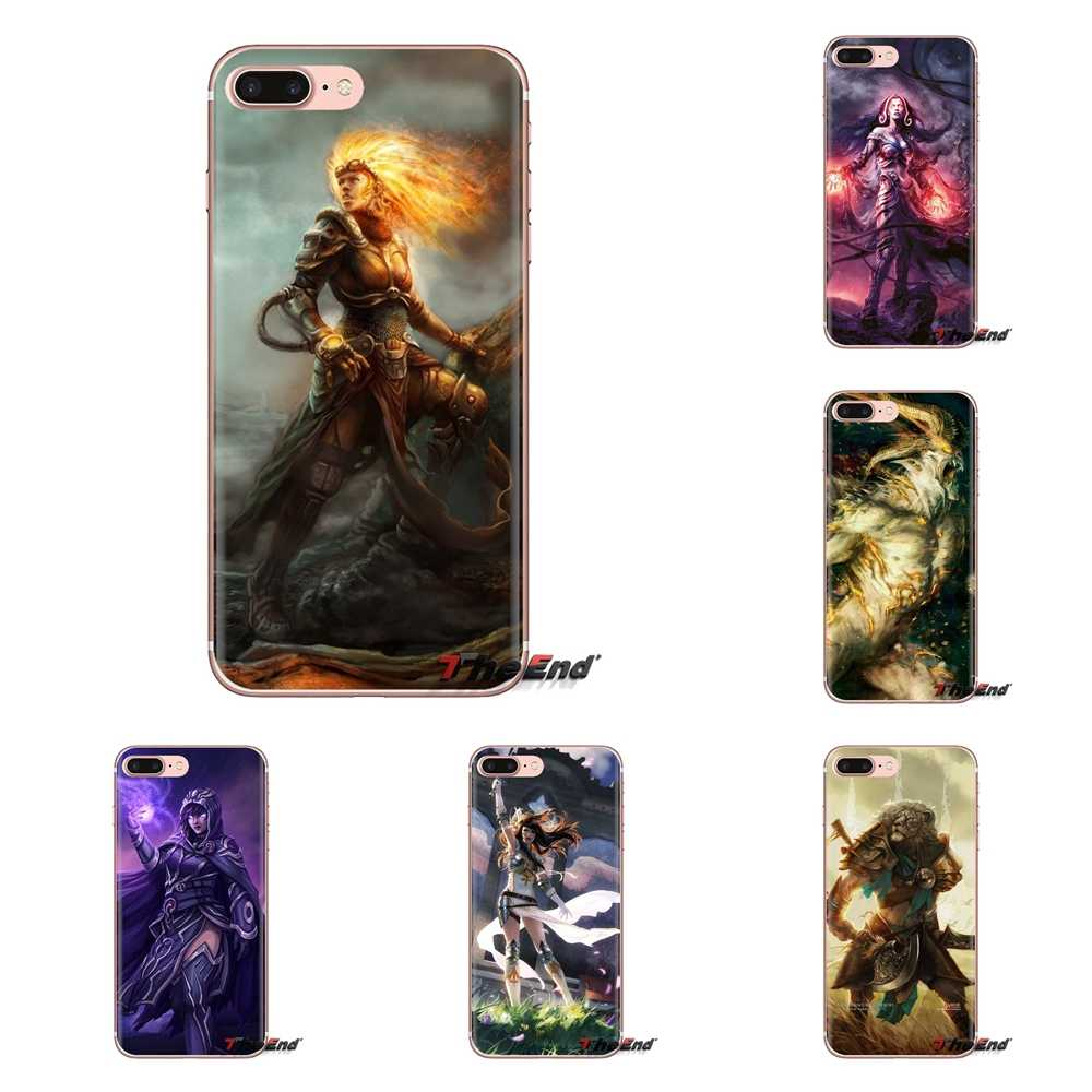 wall paper MAGIC THE GATHERING For Xiaomi Mi3 Samsung A10 A30 A40 A50 A60 A70 Galaxy S2 Note 2 Grand Core Prime Soft Case Covers