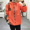 Jackets Women 2016 Autumn New Jacket Women's Fashion Thin Windbreaker Outwear Women Coat Plus Size M~2XL