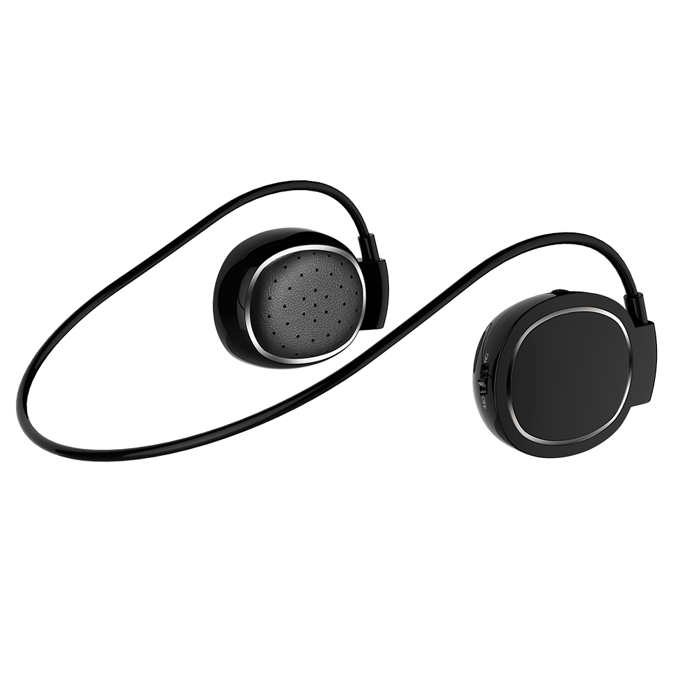 trangu ear hook bluetooth headphone waterproof stereo sport music bluetooth 4 1 headset hands. Black Bedroom Furniture Sets. Home Design Ideas