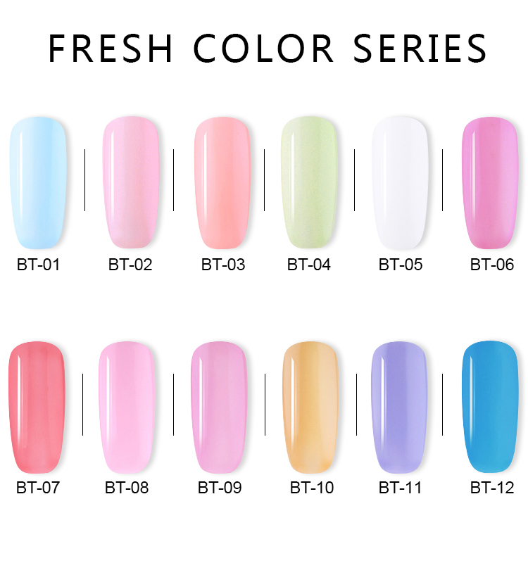 Private Nail Polish Line - To Bend Light