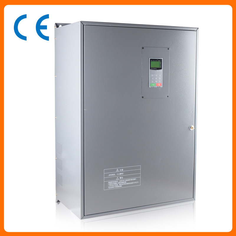 160kw 250HP 400hz general VFD inverter frequency converter 3phase 380VAC input 3phase 0 380V output 304A