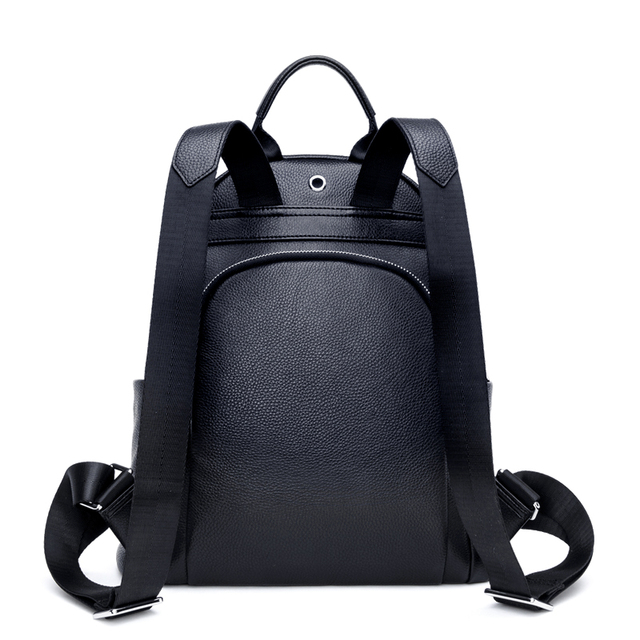2019 fashion ZOOLER brand Genuine leather backpack bag women leather backpacks quality luxury bags lady travel tote bag#HH200