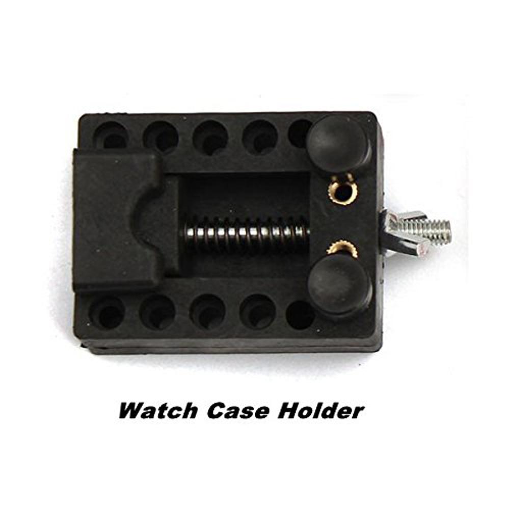 Купить с кэшбэком 147Pcs Watch Tools Watch Opener Remover Spring Bar Repair Pry Screwdriver Clock Watch Repair Tool Kit Watchmaker Tools Parts