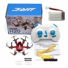 Оригинальный JJRC H20 мини Радиоуправляемый Дрон 6 оси Дрон микро Квадрокоптер профессиональные беспилотные летательные аппараты Вертолет дистанционного Управление игрушки