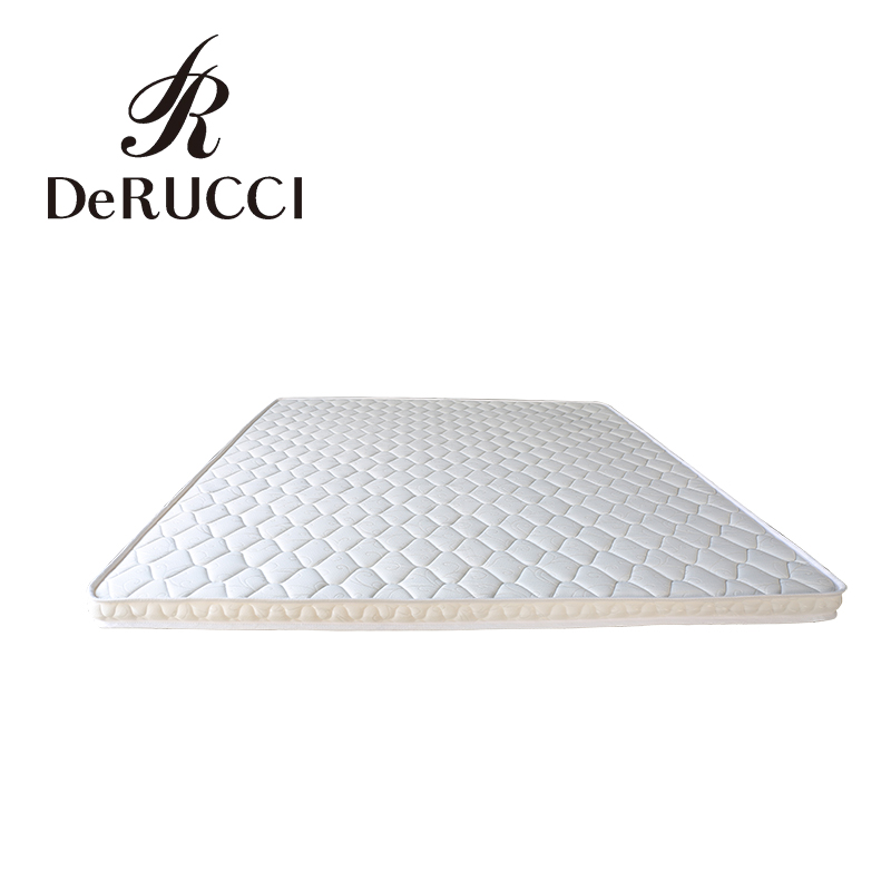 DeRUCCI New Style High Resilience Memory Foam Mattress With Vacuum Compression Roll Packaging High Quality Comfortable Mattress wfgogo thickness 23 cm spring mattress twin high density vacuum compression foam latex soft bed bedding
