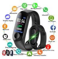 Группа кор 2 трекер mi Группа 3 pulsometro q8 smart watch измерять кровяное давление smatwatch браслет smartbuy y5 talk band saat
