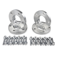 15mm 20mm Hub Centric Wheel Spacers W/ Lug Bolts For BMW 3 5 SERIES E30 E36 E46 E90 E91 E60 E61 323 325 328 330 525 535 545i