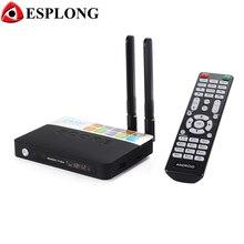 CSA93 Amlogic S912 Octa Core Android 6.0 TV Box 3GB DDR3 32GB ROM Smart Media Player 2.4G/5.8G Dual WiFi 4K Bluetooth 4.0 TV Box