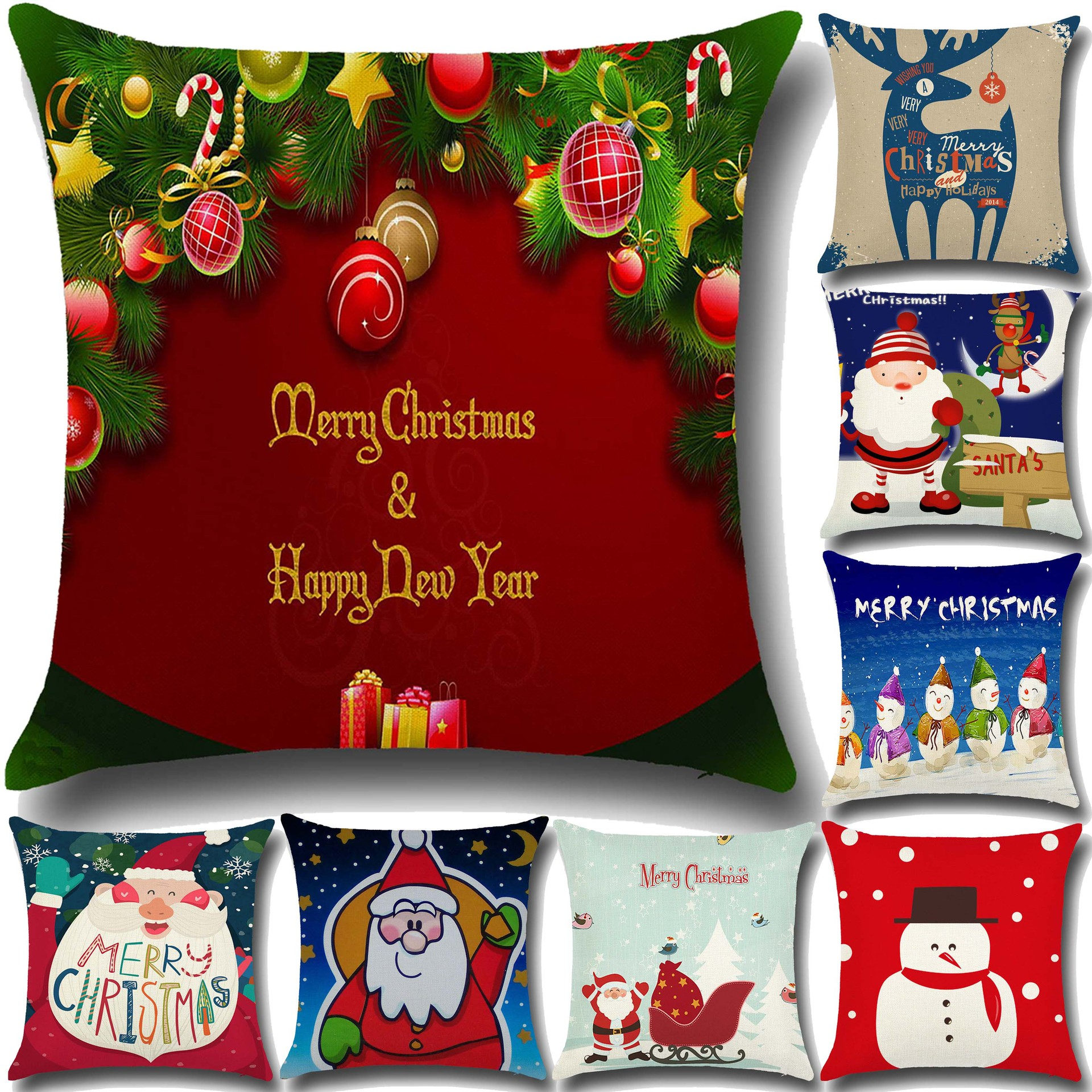 Christmas Chair Covers Big W Tree Store Online Buy Wholesale Outdoor Pillows From China