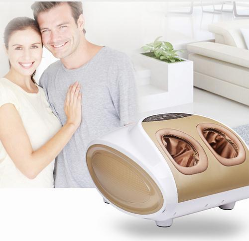 Electric Foot Massager Foot Massage Machine For Health Care,Personal Air Pressure Shiatsu Infrared Feet Massager With heating купальник cornette цвет желтый зеленый