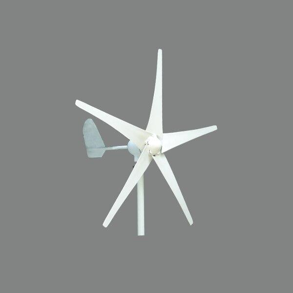 300W Wind Turbine Generator+ MPPT Controller+ Pure Sine Inverter with CE for Sale