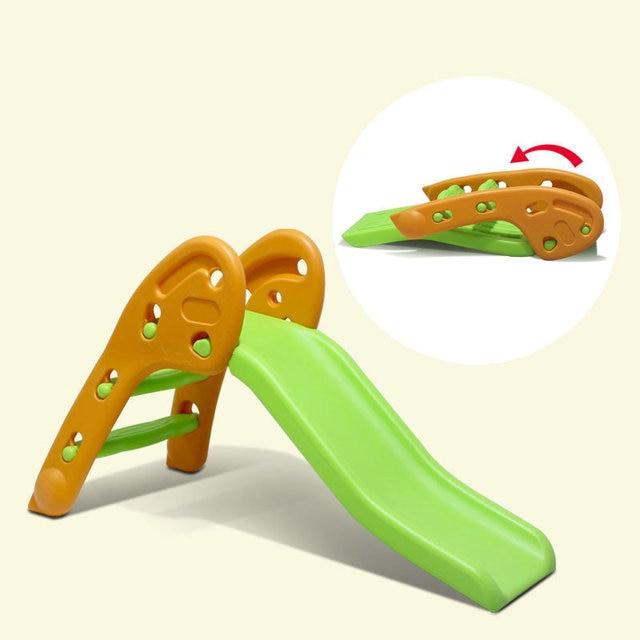 Jouets pour anniversaire pour enfants, avec petite glissière pour enfants, avec petite glissière pour agrandir, allonger, épaissir et repliable