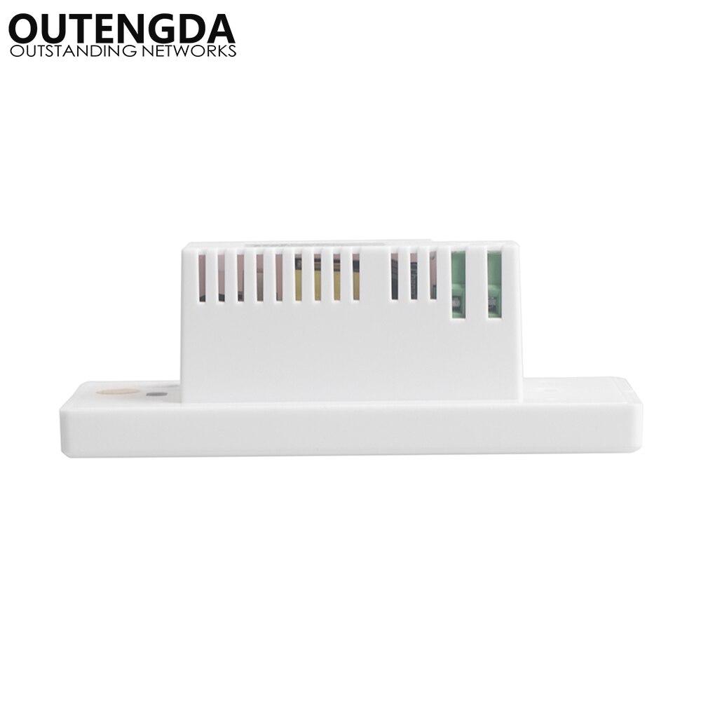 300Mbps 118 US-standard mur sans fil AP pour hôtel chambres de bureau domitoire USB Charge Point d'accès prise WiFi Extender routeur - 4