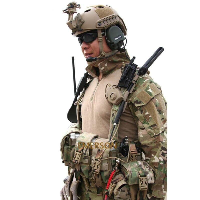 Emersongear Tactical G3 Combat shirt Emerson BDU Military Army shirt Multicam Airsoft Clothing combat army uniform emerson bdu tactical shirt