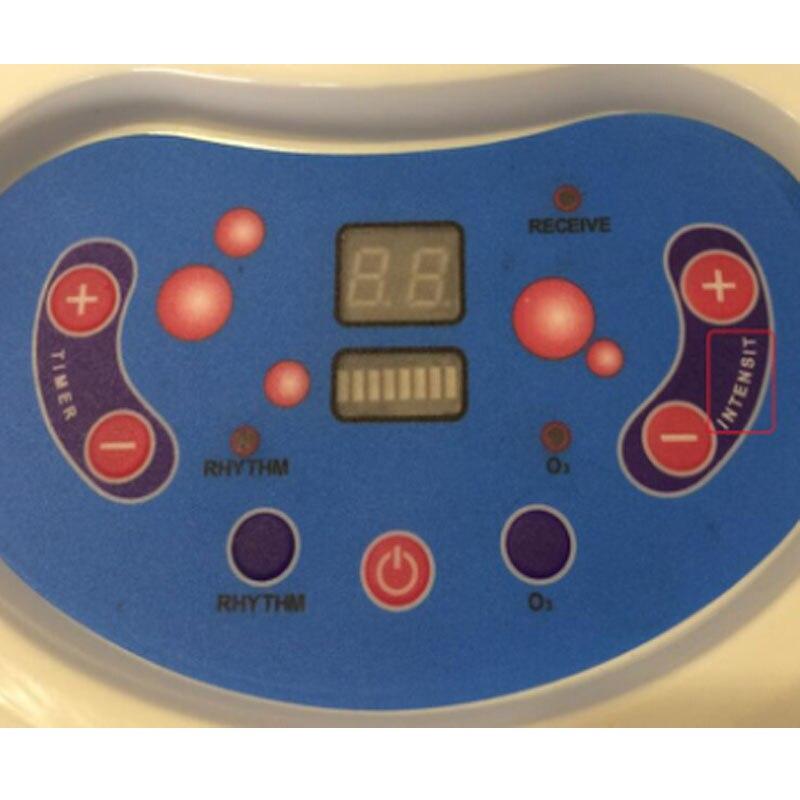 Hydrotherapy bolha spa máquina banheira massagem bolhas de massagem para relaxar ibeauty banheiras de hidromassagem ionizer bolha banho massagem esteira-5