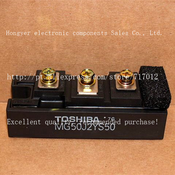 Free Shipping MG50J2YS50 New products,Good quality,IGBT Module:50A-600V,Can directly buy or contact the seller