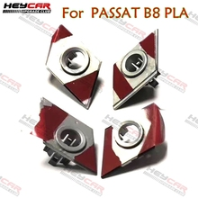 4 Pcs PLA Front & Rear Sensor Bracket Parking Sensors Support For VW PASSAT B8