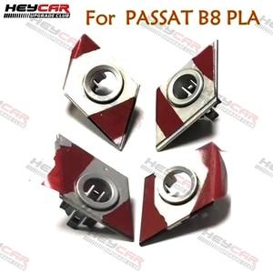 4 шт. PLA передний и задний датчик кронштейн парковочные датчики поддержка для VW PASSAT B8