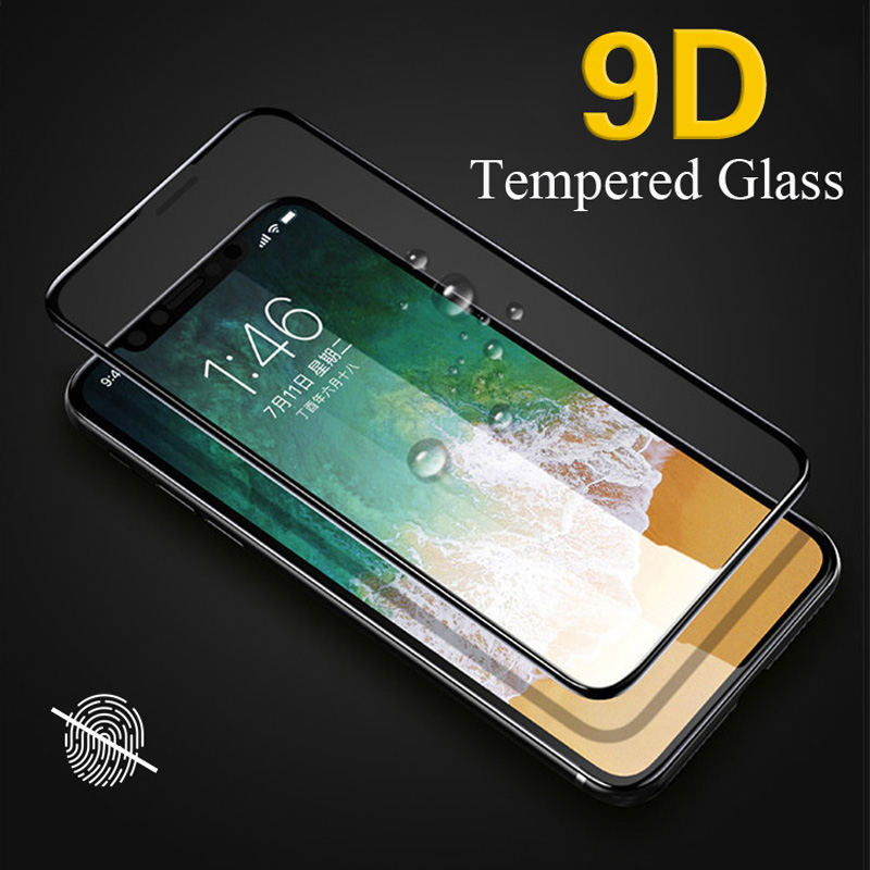 9D Tempered Glass For Xiaomi redmi Note 7 6A Y2 4A Screen Protector Redmi Note7