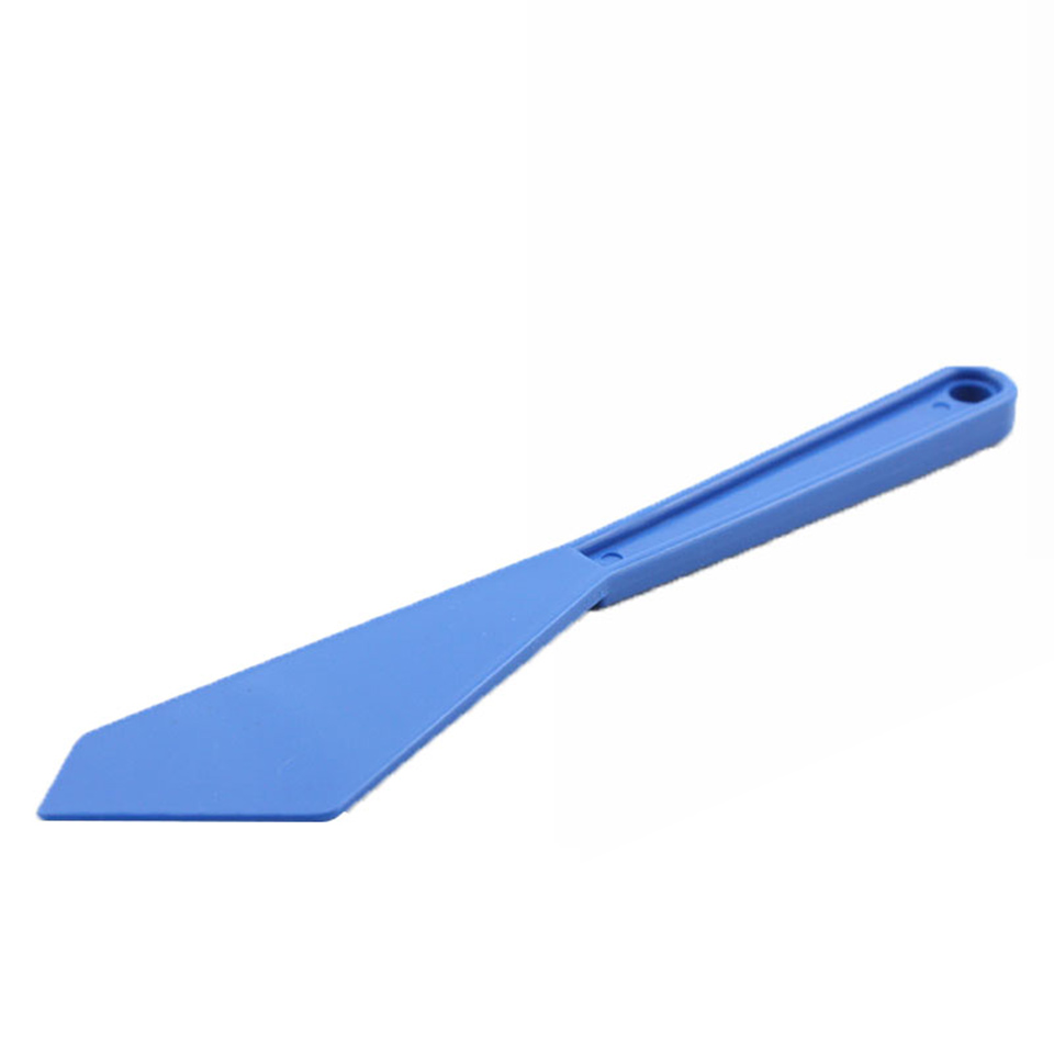 Image 3 - Free Shipping Car Wrap Tint Tool Plastic Chisel15.5cm Blue Handy Tool Film Squeegee II Special For Car Wrap Installing MO 98-in Car Stickers from Automobiles & Motorcycles