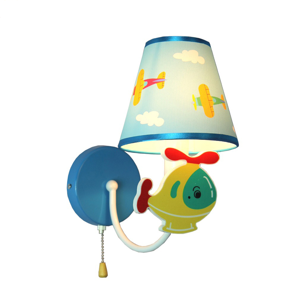 Creative Children Indoor Lighting Wall Lamp Reading Wall Lamp Cartoon Children Energy Saving Wall Light  Lighting Luminarias footprint reading library 3000 alternative energy [book with multi rom x1 ]