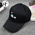 Elephant Balloon Golf Baseball Caps Hat For Men Women Polo Bone Masculino Van Hip Hop Snapback Cap Sports Hats Bone Drake Cap